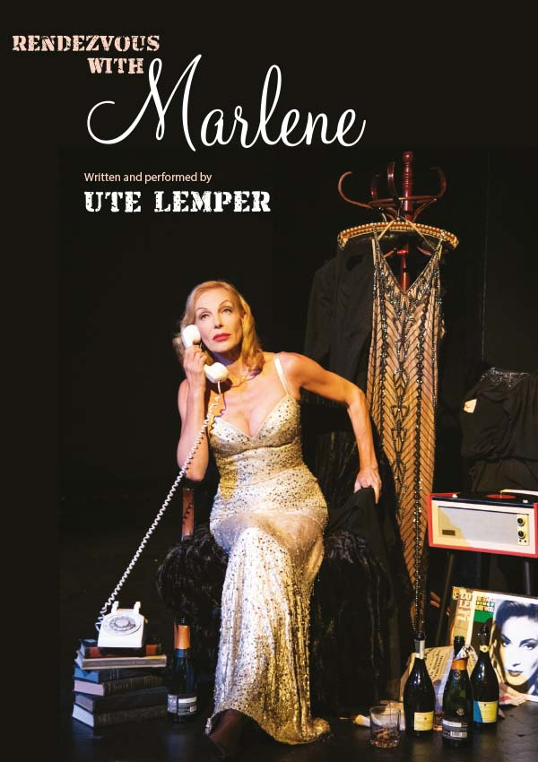 Ute Lemper – Rendezvous with Marlene