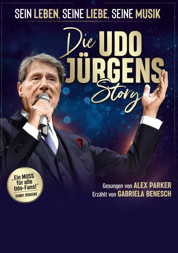 Die Udo Jürgens Story – sein Leben, seine Liebe, seine Musik