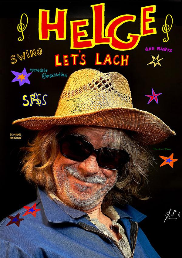 Helge Schneider – Let's lach