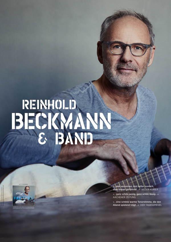 Reinhold Beckmann & Band – Haltbar bis Ende