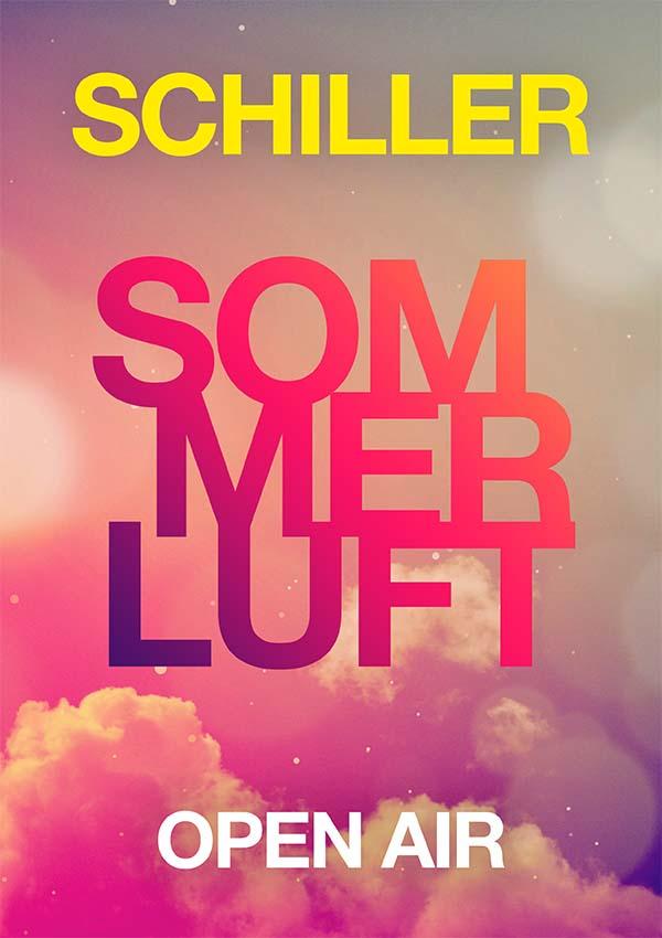 SCHILLER – Sommerluft