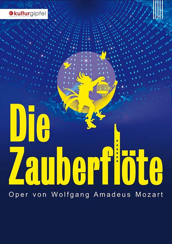 Die Zauberflöte – Oper von Mozart